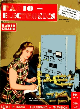 Radio Electronics – Pulp and old Magazines